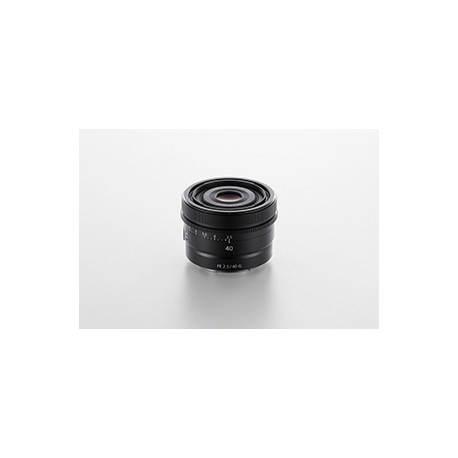 Sony FE 40 mm F2.5 G PRECOMMANDE