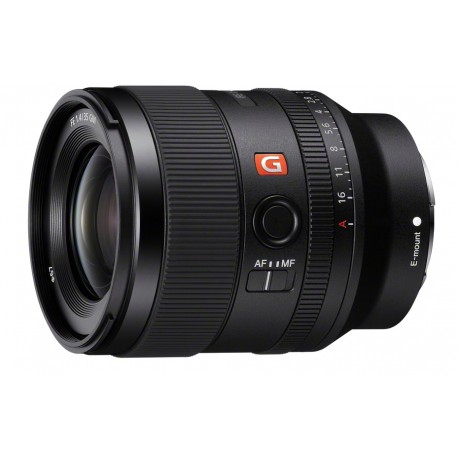 SONY FE 35MM F/1.4 GM DISPONIBLE