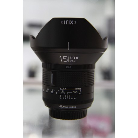 IRIX 15MM F/2.4 FIREFLY FOR CANON