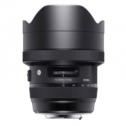 SIGMA ART 12-24MM F/4 DG HSM FOR CANON