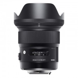 SIGMA ART 24MM F/1.4 DG HSM FOR CANON