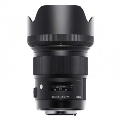 SIGMA ART 50MM F/1.4 DG HSM FOR CANON