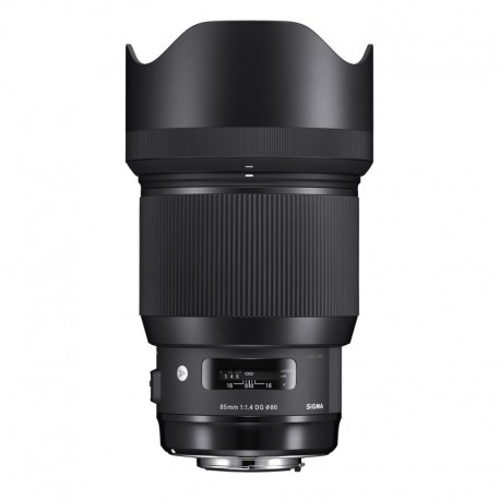 SIGMA ART 85MM F/1.4 DG HSM FOR CANON