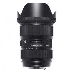 SIGMA ART 24-35MM F/2 DG HSM FOR CANON