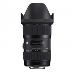 SIGMA ART 18-35MM F/1.8 DC HSM FOR CANON