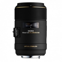 SIGMA MACRO 105MM F/2.8 EX DG OS HSM FOR CANON