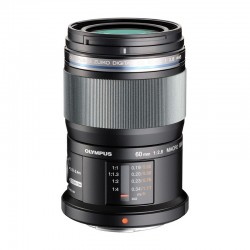 OLYMPUS ED 60MM F/2.8 MACRO BLACK