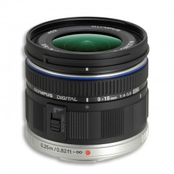 OLYMPUS ED 9-18MM F/4.0-5.6 BLACK