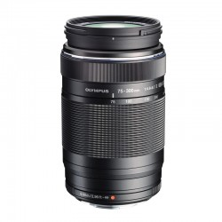 OLYMPUS EZ-M 75-300MM F/4.8-6.7 II ED BLACK
