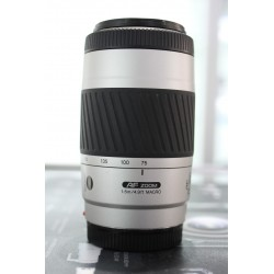 MINOLTA AF 75-300MM F/4.5-5.6 MACRO FOR SONY