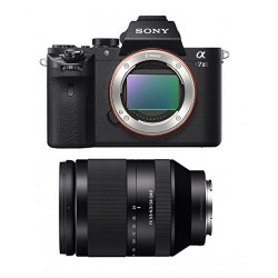 SONY ALPHA 7II ZOOM LENS KIT FE 24-240MM F/3.5-6.3 OSS