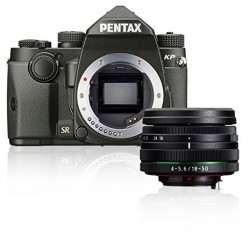 PENTAX KP BLACK DAL 18-50MM RE KIT