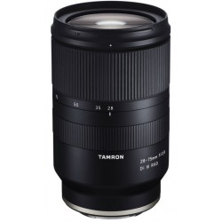TAMRON 28-75MM F/2.8 DI III RXD FOR SONY E/FE