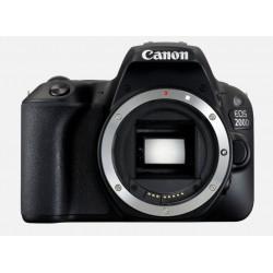 CANON EOS 200D NOIR + OBJECTIF 18-55MM F/3.5-5.6 IS II