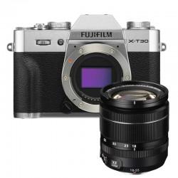 FUJIFILM X-T30 + 18-55MM F/2.8-4 L RM OIS
