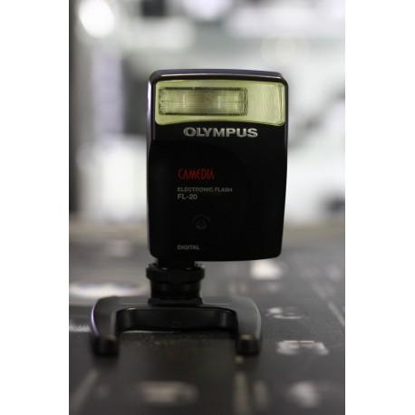 OLYMPUS ELECTRONIC FLASH FL-20