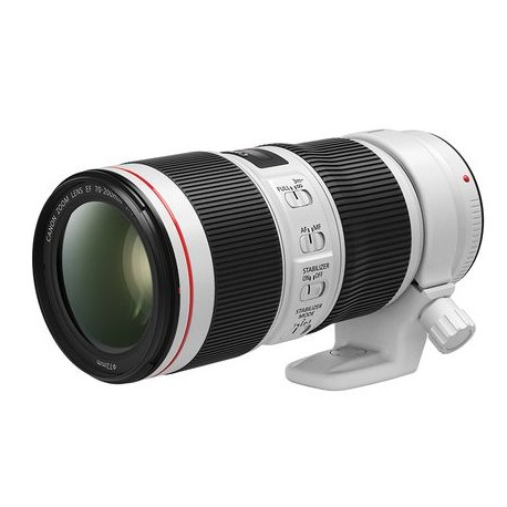 Canon EF 70-200mm f/4 L IS USM II