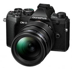 OLYMPUS OM-D E-M5 MARK III BLACK + 12-40MM F/2.8 PRO