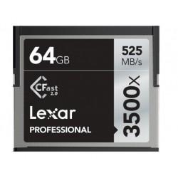 LEXAR PRO CFAST 64GB 3500X
