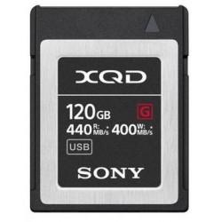 SONY XQD 120GB HIGH SPEED 440 MO/S