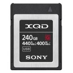SONY XQD 240GB HIGH SPEED 440 MO/S