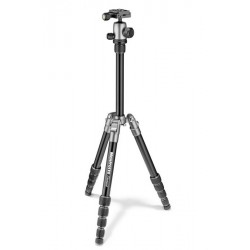 MANFROTTO PETIT TREPIED ELEMENT TRAVELLER SILVER