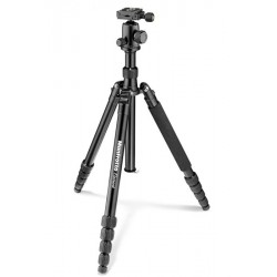 MANFROTTO GRAND TREPIED ELEMENT TRAVELLER NOIR