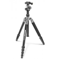 MANFROTTO GRAND TREPIED ELEMENT TRAVELLER SILVER