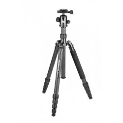 MANFROTTO GRAND TREPIED ELEMENT TRAVELLER CARBONE