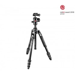 MANFROTTO TREPIED ADVANCED ALU NOIR
