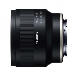 TAMRON SP 20MM F/2.8 DI III OSD MACRO FOR SONY E/FE