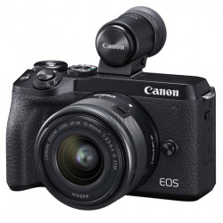 CANON EOS M6 MARK II KIT EF-M 15-45MM + VISEUR