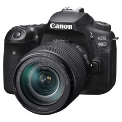 CANON EOS 90D KIT EF-S 18-135MM IS NANO USM