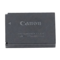 CANON BATTERIE LP-E12