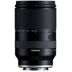 TAMRON 28-200MM F/2.8-5.6 DI III RXD FOR SONY E/FE