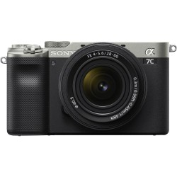 SONY ALPHA 7C + 28-60MM F/4-5.6 SILVER DISPONIBLE !!!