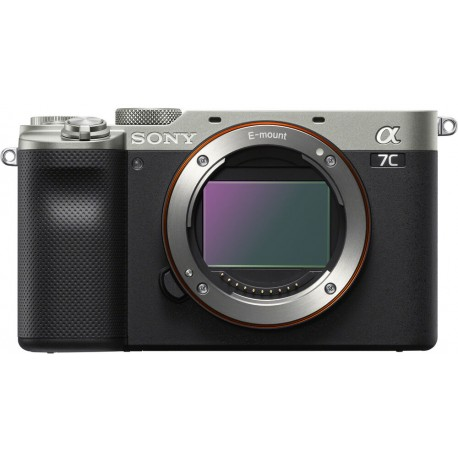 SONY ALPHA 7C NU SILVER DISPONIBLE !