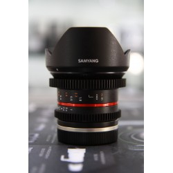SAMYANG CS 12MM T/2.2 NCS E-MOUNT