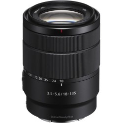 SONY 18-135MM F/3.5-5.6 OSS