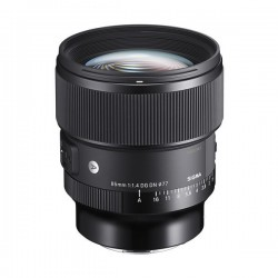 SIGMA ART 85MM F/1.4 DG HSM FOR SONY FE